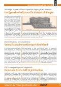KOMMUNALREPORT - CDU Ortsverband Grafschaft - Seite 5
