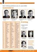 KOMMUNALREPORT - CDU Ortsverband Grafschaft - Seite 6