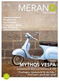 Merano Magazine 01 2014