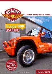 Quadix Buggy 800