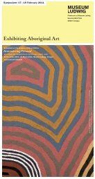 Exhibiting Aboriginal Art