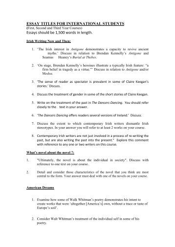 High School Vs College Essay Public Policy Essays Terrazas Malbec Descriptive Essay An Essay About Health also Business Etiquette Essay Writing A Reference List In The Vancouver Style  Viko Ntnu Public  Samples Of Persuasive Essays For High School Students