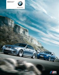 Download Alle Details und technischen Daten des BMW M5