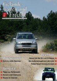 03-2003 - Mercedes-Benz Offroad