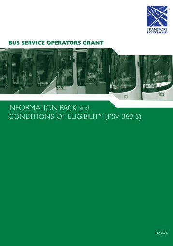 pdf format - Transport Scotland