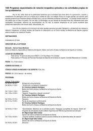 Natación Terapéutica - Federación Andaluza de Baloncesto