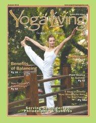 Benefits of Balancing Benefits of Balancing - Yoga Living Magazine