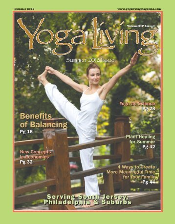 Benefits of Balancing Benefits of Balancing - Yoga Living Magazine