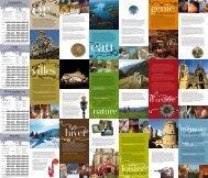 Carte touristique - Tourisme en Lorraine