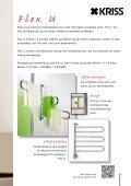 ElEktriskE håndklædEvarmErE - Kriss AS - Page 7
