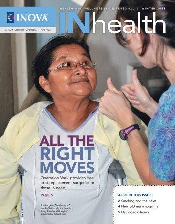 ALL THE - Inova Health System