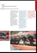 HORIZONTAL DRIERS SECADEROS HORIZONTALES - Sacmi Forni - Page 7