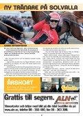 ONSDAG 9 JANUARI - Solvalla - Page 4
