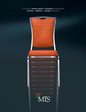 ALPHA   OMEGA   SIGMASTACKER   MTS Seating