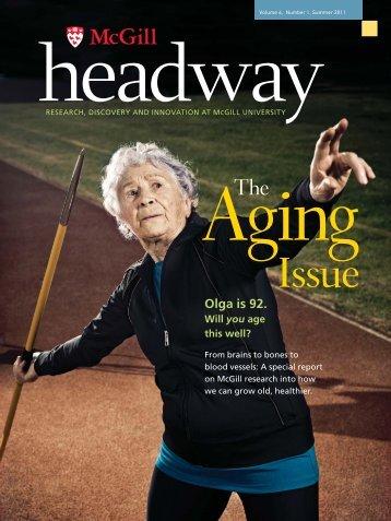 Olga is 92. - Publications - McGill University