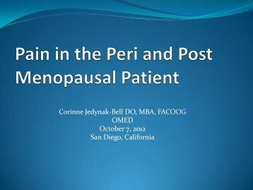 Corinne Jedynak-Bell DO - American Osteopathic Association