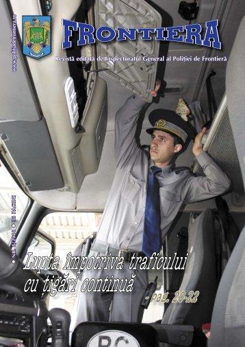 Nr. 8/2010 - Politia de Frontiera
