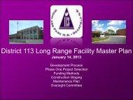 Board of Education Presentation 1 14 13 - Township High School ...