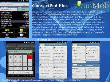 ConvertPad Plus - RunMob