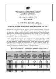 EL IRPF-2006: REFORMA FISCAL. - Gremi d'Indústries Gràfiques ...