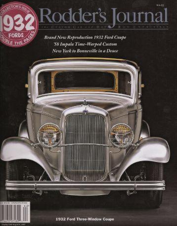 2006 Rodder's Journal Issue 32 -1932.pdf - RodShows.com