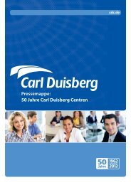 Press Kit Print.indd - Carl Duisberg Centren