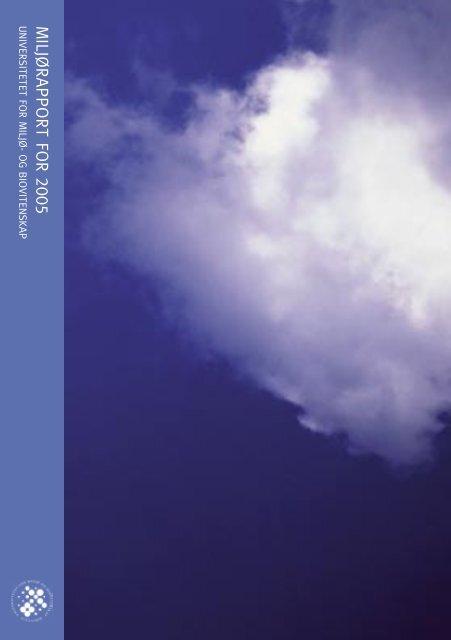 Miljørapport 06.indd - UMB