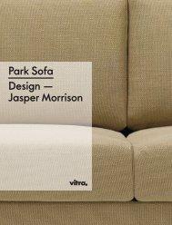 Park Sofa Design — Jasper Morrison - do work!