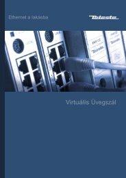 Virtuális Üvegszál - HFC Technics
