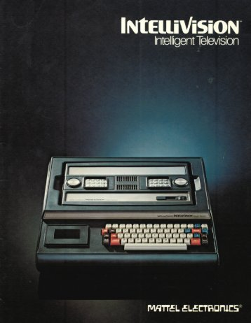 (undated) Catalog - Papa  Intellivision