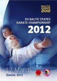 Baltic States Championships (Åiauliai, Lithuania)