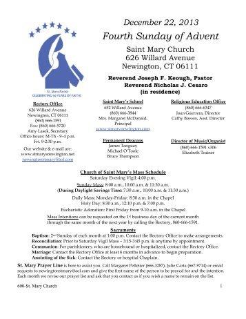 July 7, 2013 14th Sunday in Ordinary Time - John Patrick Publishing ...