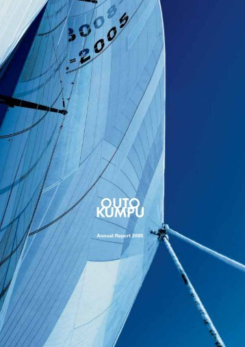 Annual Report 2005 - Outokumpu