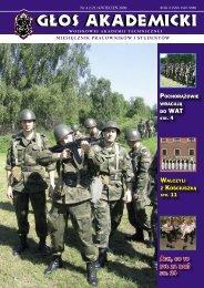 STR. 11 STR. 24 - Wojskowa Akademia Techniczna