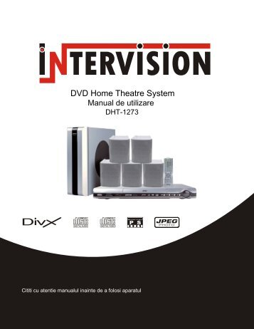 DHT 1273 - Intervision.ro