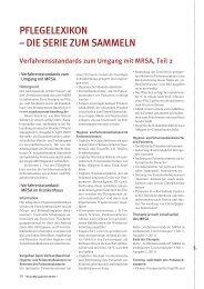Pflegelexikon – Die Serie zum Sammeln - Werner Sellmer
