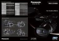 HDC-Z10000 - Panasonic