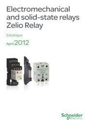 Telemecanique Zelio Relay Complementary And Easy To Trinet