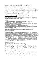 ADHD - fra diagnose til behandling - Helse Førde