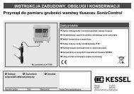 Przyrząd do pomiaru grubości warstwy tłuszczu ... - Kessel Design