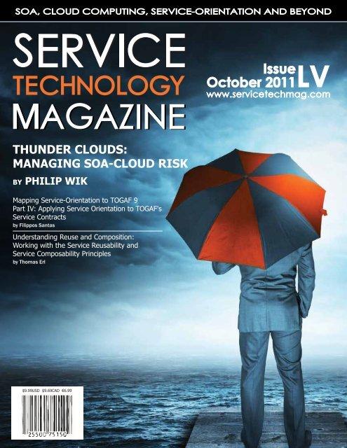 Issue October 2011 - Service Technology Magazine