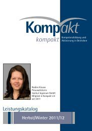 Herbst/Winter 2011/12 - Kompakt e.V.