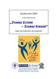 Starke Eltern - Starke Kinder - Deutscher Kinderschutzbund Landau