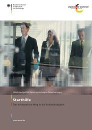 Starthilfe - Bund der Deutschen Landjugend