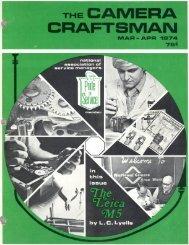 thecamera craftsman - Leica User Forum