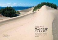 dune di Capo Comino - Sardegna Turismo
