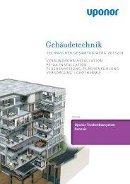 technische Information TECHNISCHER Gesamtkatalog 2013/14
