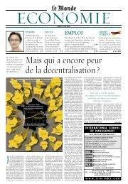 Mardi 17 juin 2003 - Le Monde