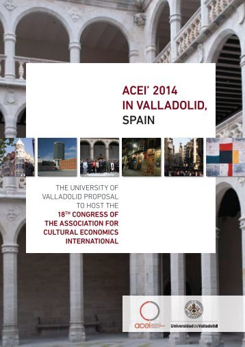 ACEI' 2014 IN VALLADOLID, SPAIN