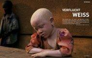 Albinos - Kontinente